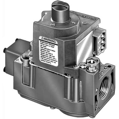 Honeywell VR8304M2501 24V Intermittent Pilot Natural Gas Valve