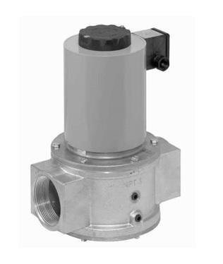 Dungs 013-276 Single Automatic Shut-Off Valve MVDLE 207/5 230VAC