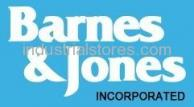 Barnes & Jones 3856 1/2 Vacuum Breaker For Steam 125 Psi Max