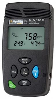 AEMC 2138.08 1510 Indoor Air Quality Monitor/Datalogger, Gray