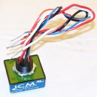 ICM Controls BES24A1X5A T5R-24V 5-second Time Delay 24V