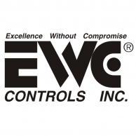 EWC Controls URD-9 9 Round 24V Pwr Open/Cls Dmpr