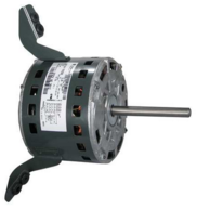 Genteq 3912 Direct Drive Blower Motor 1/3Hp 115V 1075RPM Counter-Clockwise