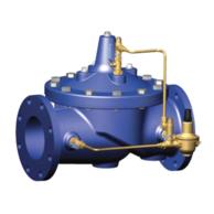 "Cla-Val 90-01ACS-1.5-S Straight Water Regulator 1.5"""