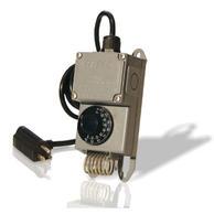 Peco TF115P-002 Weather-Proof Mechanical Thermostat 40F-110F SPDT Nema4X