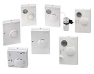 Johnson Controls WRZ-MTN0100-0 Wireless Temperature Sensor (No Dial)
