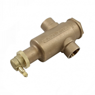 "Honeywell Water PV150S Supervent Air Eliminator 1.5"" Sweat"