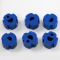 Robertshaw 4590-602 Slip-Fit Dial Knobs Blue (Case of 6)